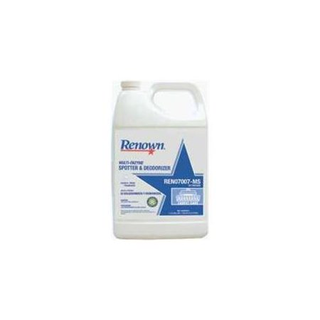 Renown multienzymatique SPOTTER DEODORIZER FRESH SCENT, 1 GALLON