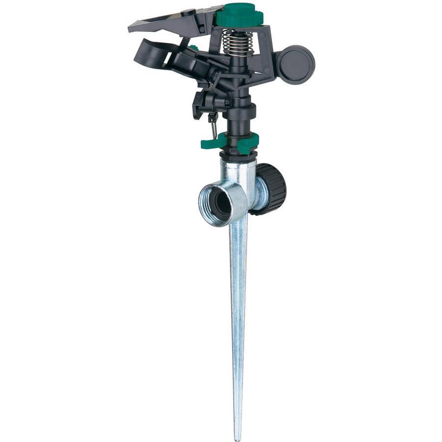 Melnor Pulsating Sprinkler on Metal Spike by Melnor