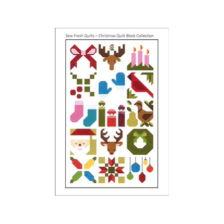 Sew Fresh Quilts Christmas Collection Ptrn