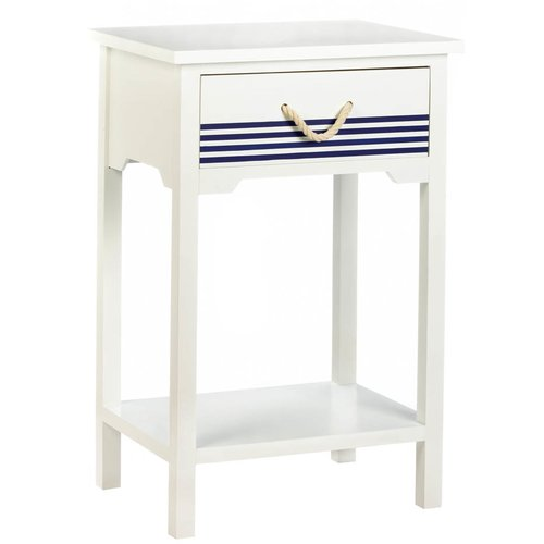 Breakwater Bay Farley Nautical End Table With Storage