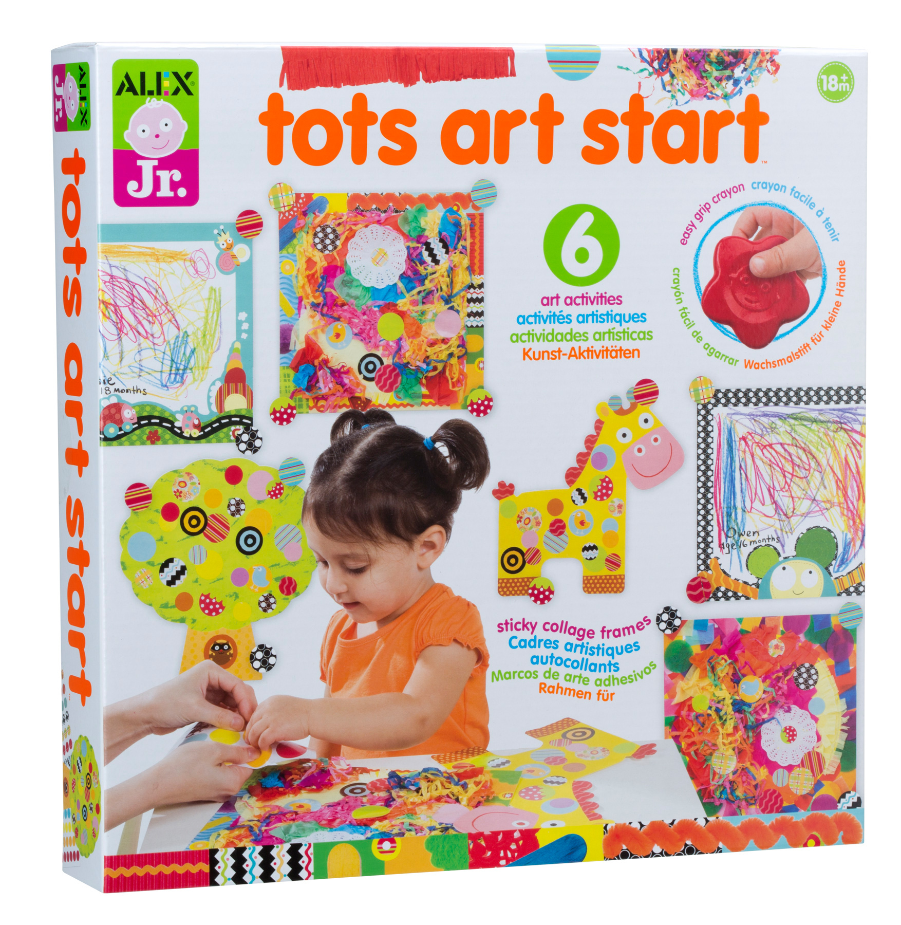 ALEX Jr. Tots Art Start by Alex Brands
