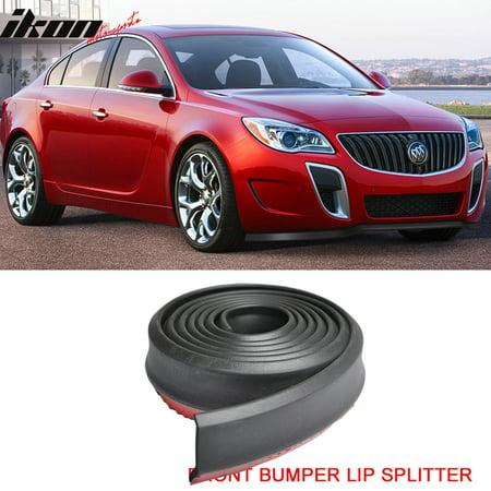 100 Inch Foam Front Bumper Lip Splitter Chin Spoiler Body Valance Fit Buick - Buick Spoiler