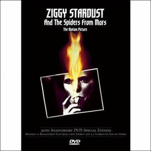 Ziggy Stardust: The Motion Picture (DVD)