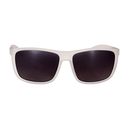 - Kenneth Cole Reaction Plastic Frame Silver Flash Lens Men's Sunglasses KC13175927C