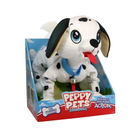 Peppy Pets Soft and Lively Dalmatian 11