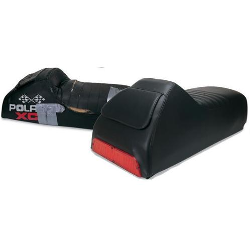 Saddlemen Snowmobile Replacement Seat Cover Black Fits 95-96 Polaris Indy 440 XCR