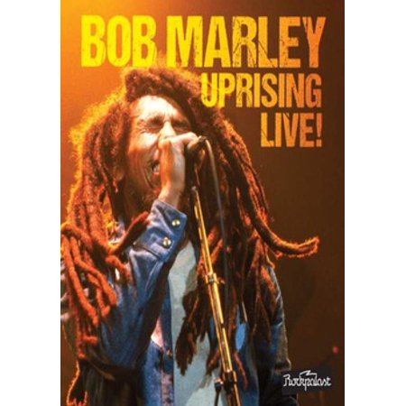 - Bob Marley: Uprising Live (DVD)