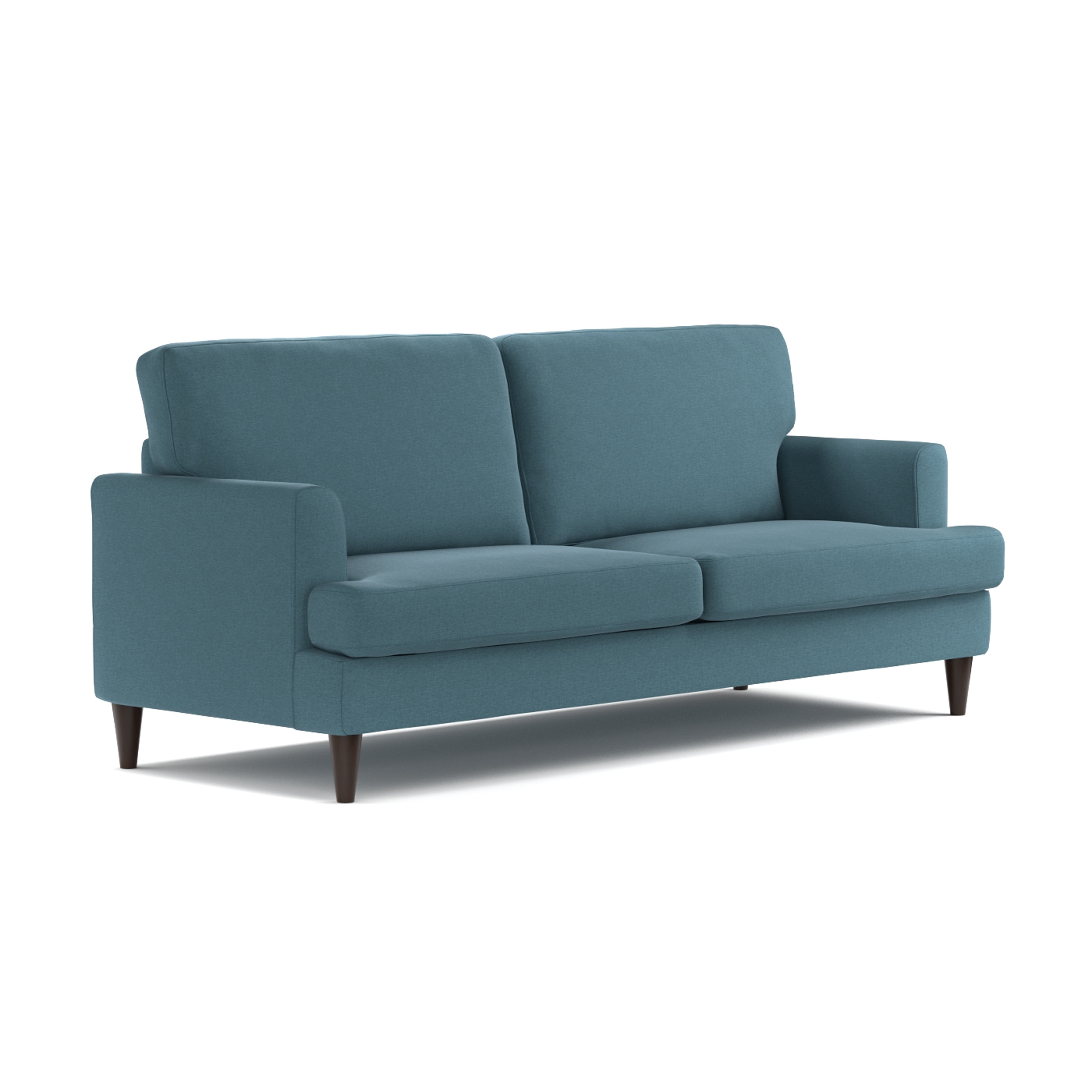 Handy Living Undercover Custom Orlando SoFast Sofa with Tailored Slipcover by Overstock