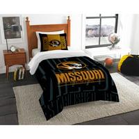 "NCAA Missouri Tigers ""Modern Take"" Bedding Comforter Set"