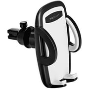 WizGear Universal Air Vent Car Mount Holder Cell Phone Car Mount with Air Vent Secure Bite Lock
