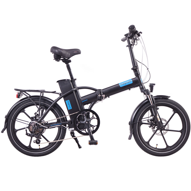 Magnum Bikes Premium 48V Full Power Folding Electric Bike...