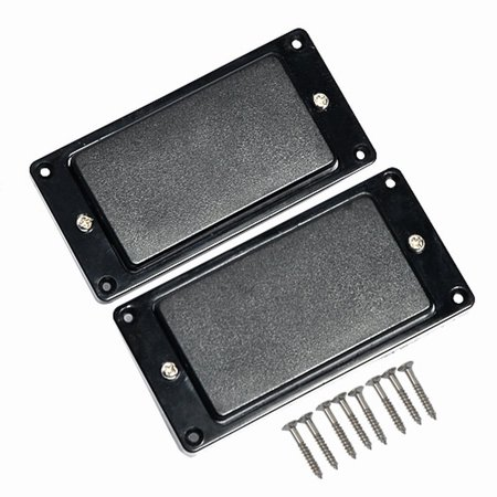 Gibson Humbucker Pickup - 1set Humbucker Pickup Black for Gibson Les Paul Replacement