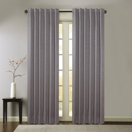 Nanshing Tile Curtain Window Panel, 84""