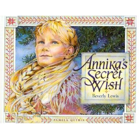 Annika's Secret Wish](Rubies Secret Wishes)