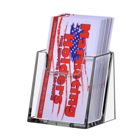 vertical clear business card holder this vertical business card holder is designed for 3 1 - Vertical Business Card Holder