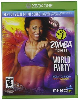 Zumba Fitness World Party Xbox One by Majesco