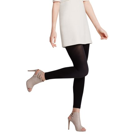 Womens Cotton Microfiber Tights (Energy Footless Tights - Style 02001 )