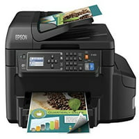 Epson WorkForce ET-4550 EcoTank Wireless Color All-in-One Supertank Printer with Scanner, Copier, Fax, Ethernet, Wi-Fi, Wi-Fi Direct