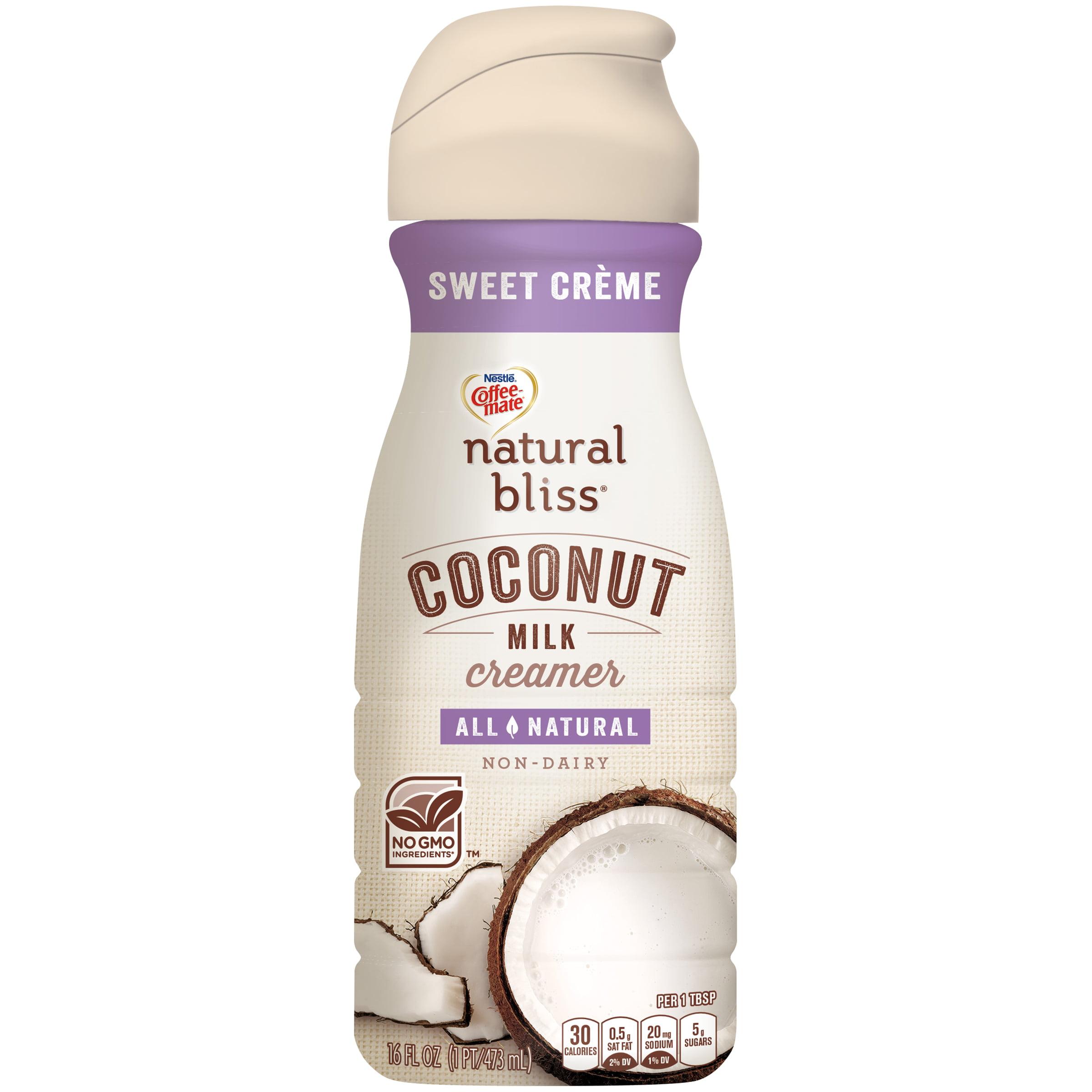 Coffee-mate Natural Bliss Coconut Milk Coffee Creamer
