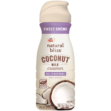 Coffee-mate Natural Bliss Coconut Milk Coffee Creamer