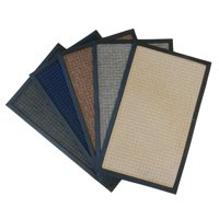 """Product Image Rubber-Cal """"Nottingham"""" Rubber Backed Carpet Mat - 16 x 24 inches -"""