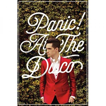 Panic At The Disco  Green Ivy   Red Suit Poster 24 X 36In