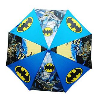 Umbrella DC Comics Batman w 3D Batman Figurine Handle Kids New 640262 by Ruz