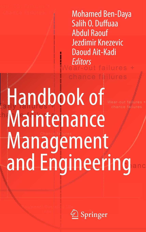 Handbook of Engineering Management