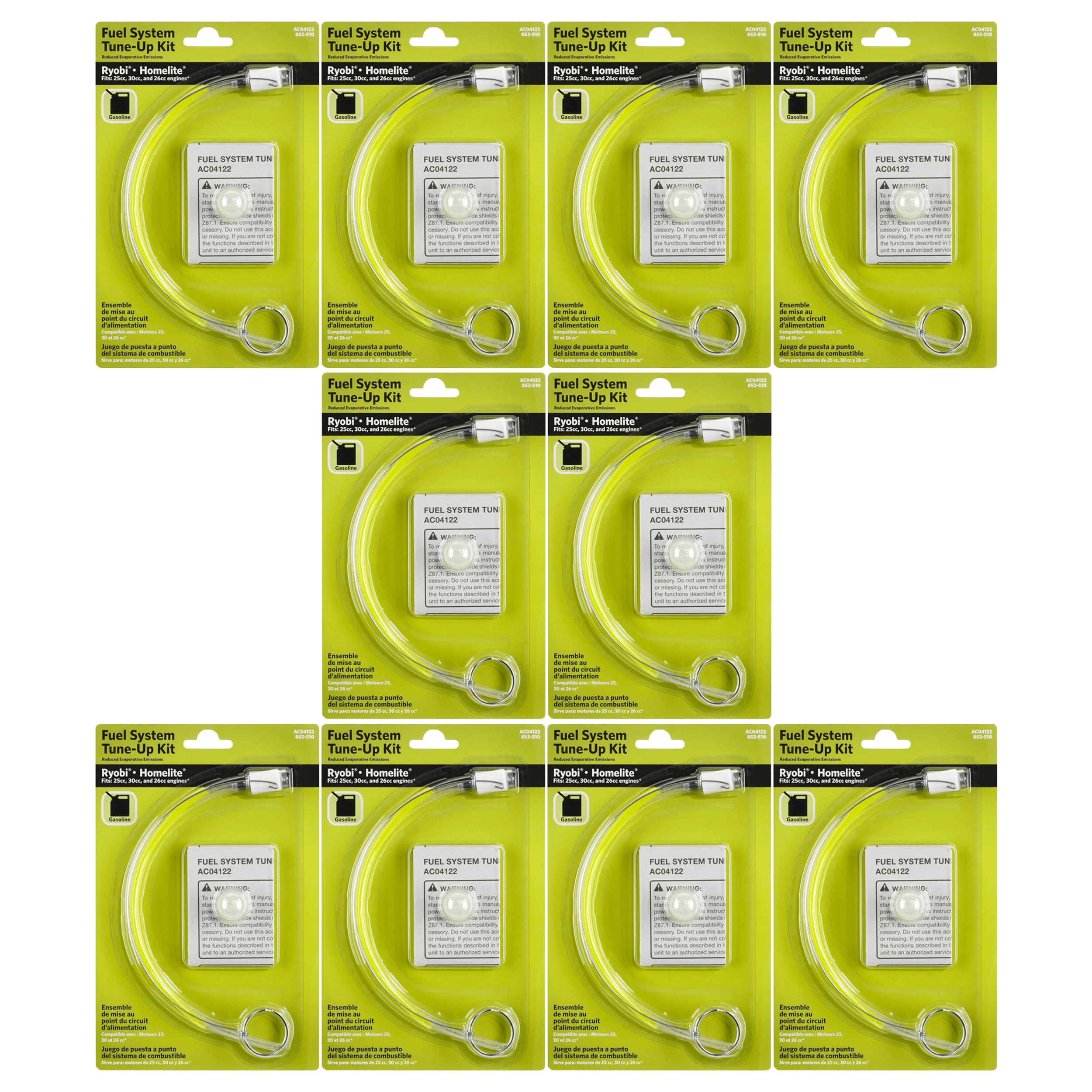 Ryobi Tools AC04122 Primer Bulb Filter Fuel Line Tune-Up ...