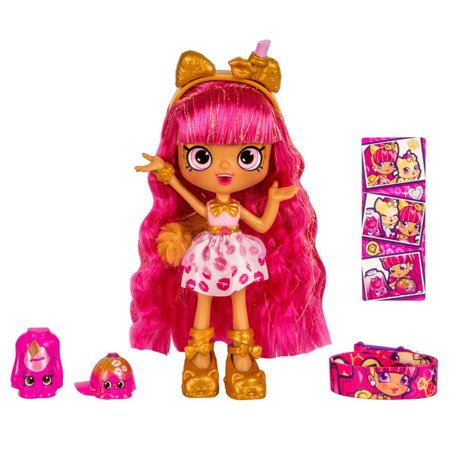 Shopkins Shoppies Wild Style - Lippy Lulu