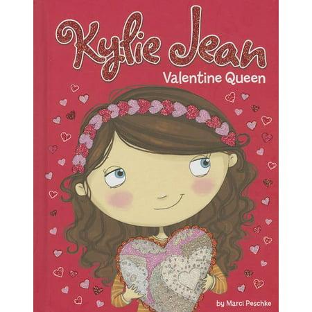 Kylie Jean (Library): Valentine Queen (Hardcover)