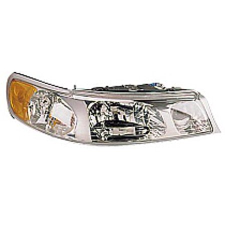 Go Parts 1998 2002 Lincoln Town Car Front Headlight Headlamp Embly Housing