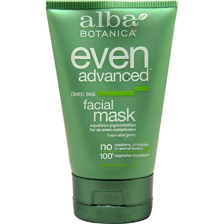 - Alba Botanica Even Advanced Facial Mask, Deep Sea, 4 oz