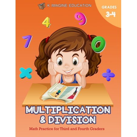 Daily Basic Math Practice: Multiplication and Division Math Practice for Third and Fourth Graders (Other)](Halloween Songs For 3rd Graders)