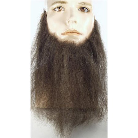 Full Face Beard, SPB White (Full Face Beard)