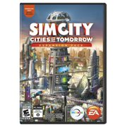 SimCity: Cities of Tomorrow, EA, PC Software, 014633730906