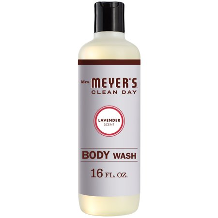 Mrs. Meyer's Clean Day Body Wash, Lavender Scent, 16 ounce - 16 Ounce Scent
