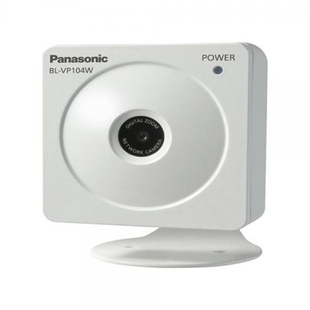 Panasonic Warranty Hd 1 280 X 720 H 264 Wireless Net Cam