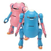 "1/35 Creator Works Series CW11 Mechatro WeGo No.03""Blue & Pink"""