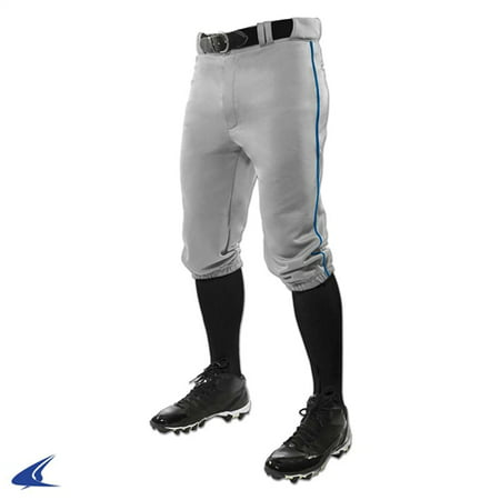 Champro Triple Crown Baseball Knickers With Piping (Adult Baseball Knickers)