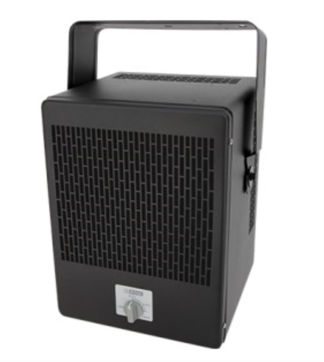 King EKB2440TB 4000W 240V Economy Unit Heater w/ Stat and Bracket