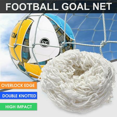 86827677de8 12x6FT Full Size Football Soccer Goal Post Net For Outdoor Sports Training  Match - Walmart.com