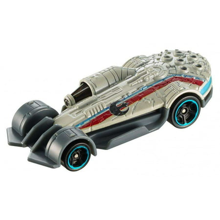 Hot Wheels Star Wars Carships Millennium Falcon Vehicle