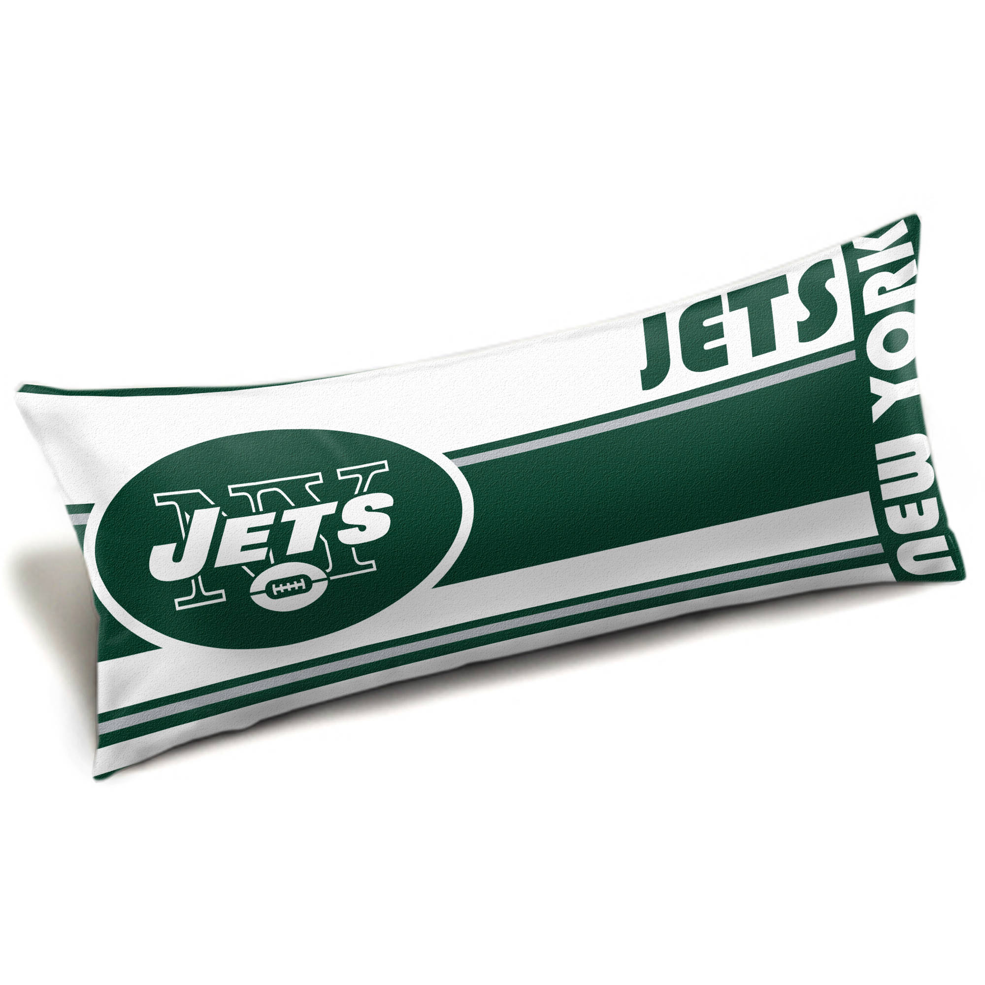 "NFL New York Jets ""Seal"" Body Pillow"