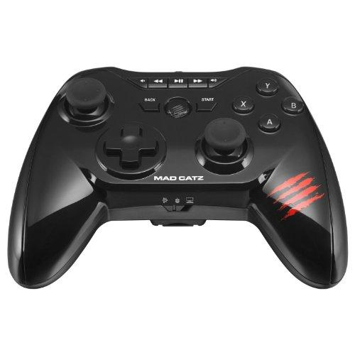 Mad Catz MAD3226600C2B Mad Catz C.T.R.L.R Mobile Gamepad for Android Amazon Fire TV Smart Devices PC Mac and M.O.J.O. Micro-Console