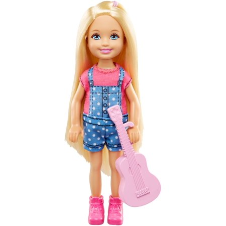 Barbie Camping Fun Chelsea Doll and Ukulele