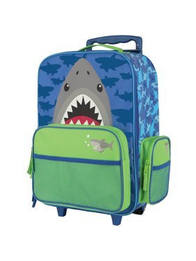 Stephen Joseph Classic Rolling Kids Carry-on Luggage
