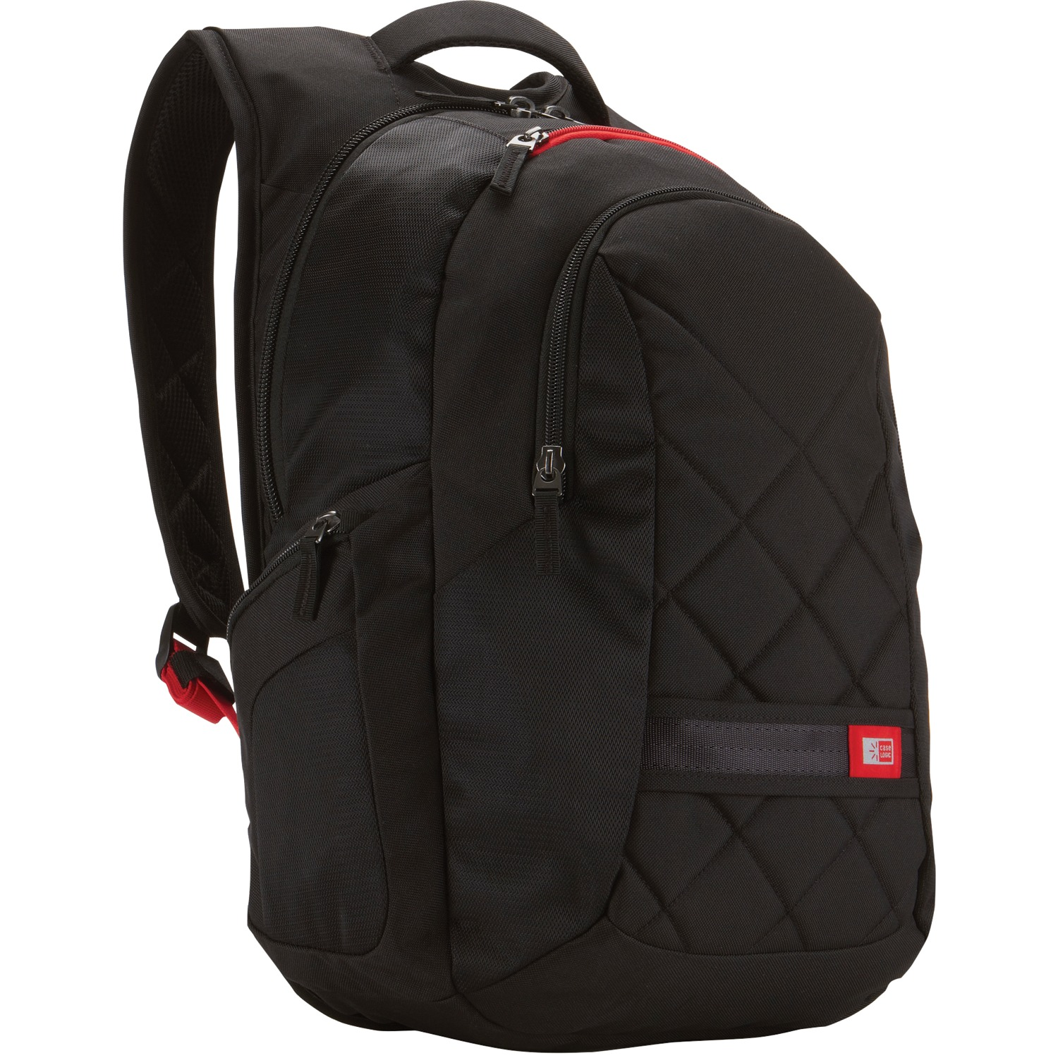 "Case Logic 3201268 16"" Diamond Laptop Backpack"