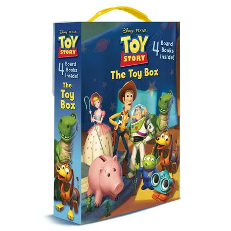 Toy Box (Board Book)