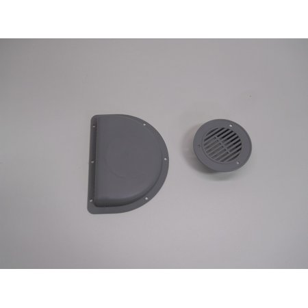 RV ATV Cycle Truck Cargo Work Trailer Side Air Vents (Truck Side Vents)